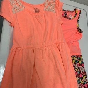 Other - Faded glory and Circo size 5 girls knit dresses